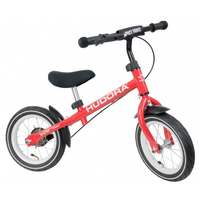 Беговел Hudora Running Bike Ratzfratz Air красный