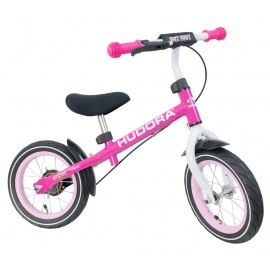 Беговел Hudora Running Bike Ratzfratz Air розовый