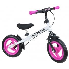 Беговел Hudora Running Bike Ratzfratz розовый
