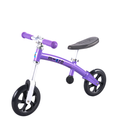 Беговел Micro G-Bike+ Light сиреневый