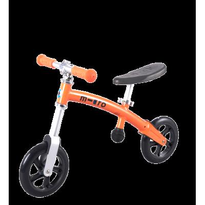 Беговел Micro G-Bike+ Light оранжевый