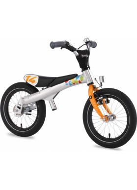 "Беговел велосипед RENNRAD 14"" оранжевый"