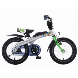 "Беговел велосипед RENNRAD 14"" зеленый"