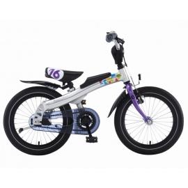 """Беговел велосипед RENNRAD 16"""" фиолетовый"""