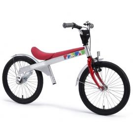 """Беговел велосипед RENNRAD 18"""" красный"""