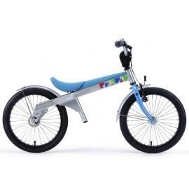 """Беговел велосипед RENNRAD 18"""" синий"""