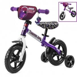 Беговел Small Rider Cosmic Zoo Ballance 2 в 1 фиолетовый