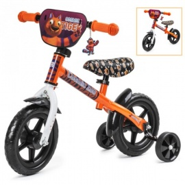 Беговел Small Rider Cosmic Zoo Ballance 2 в 1 оранжевый