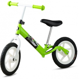 Беговел Small Rider Foot Racer Friends зеленый
