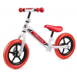 Беговел Small Rider Tornado бело-красный