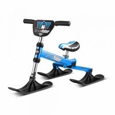 Беговел-снегокат Small Rider Trio синий