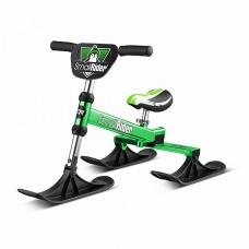Беговел-снегокат Small Rider Trio зеленый