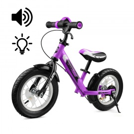 Беговел Small Rider Roadster Air 2 Plus фиолетовый