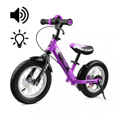 Беговел Small Rider Roadster Air 2 Plus фиолетовый