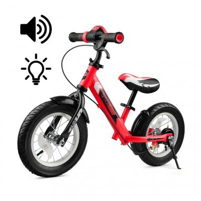 Беговел Small Rider Roadster Air 2 Plus красный