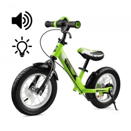 Беговел Small Rider Roadster Air 2 Plus зеленый