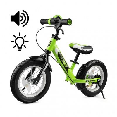 Беговел Small Rider Roadster Air 2 Plus зеленый
