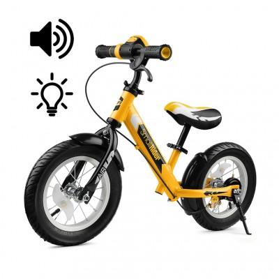 Беговел Small Rider Roadster Air 2 Plus желтый