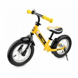 Беговел Small Rider Roadster Air 2 желтый