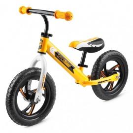 Беговел Small Rider Roadster EVA желтый