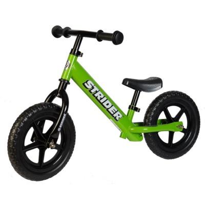"""Беговел Strider 12"""" Classic зеленый"""