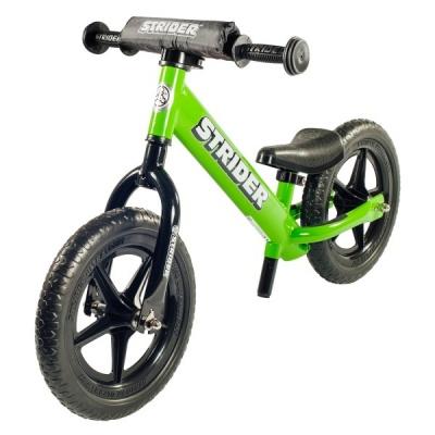 """Беговел Strider 12"""" Sport 2016 зеленый"""