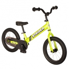 Беговел-велосипед Strider 14x Sport салатовый
