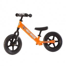 """Беговел Strider 12"""" Sport Harley-Davidson оранжевый"""