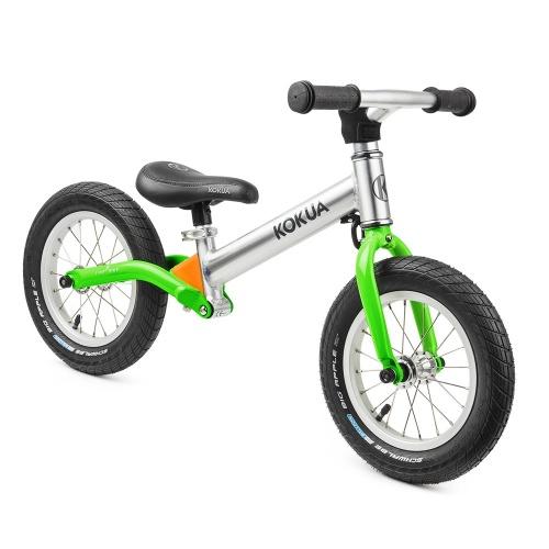 Беговел Kokua LIKEaBIKE Jumper зеленый