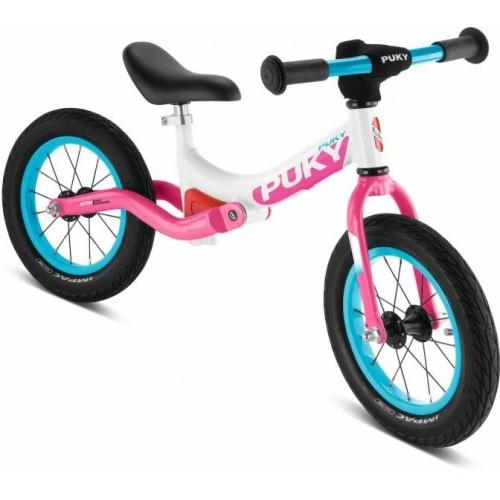 Беговел Puky LR Ride бело-розовый