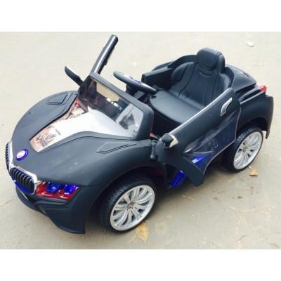 Электромобиль BMW E111KX VIP черный