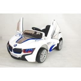 Электромобиль BMW E111KX белый