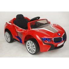 Электромобиль BMW E111KX красный
