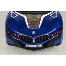 Электромобиль BMW E111KX синий