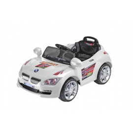 Электромобиль BMW E333KX белый