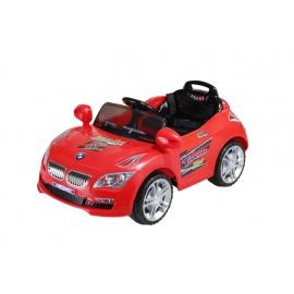 Электромобиль BMW E333KX красный