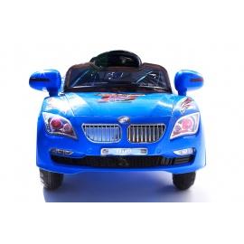 Электромобиль BMW E333KX синий