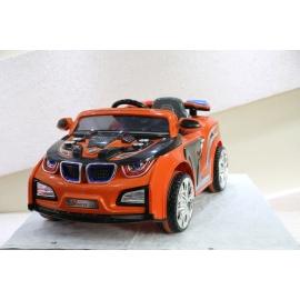 Электромобиль BMW HL 518 оранжевый