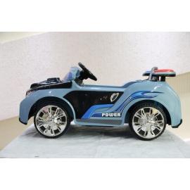 Электромобиль BMW HL 518 синий