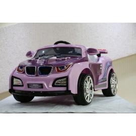 Электромобиль BMW HL 518 сиреневый