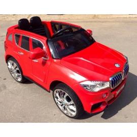 Электромобиль BMW X5 E001КХ красный с дистанционным управлением