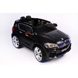 Электромобиль BMW X5 E001КХ черный с дистанционным управлением