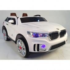 Электромобиль BMW M333MM белый с дистанционным управлением