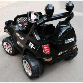 Электромобиль HUMMER E444KX черный