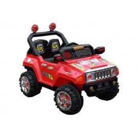 Электромобиль HUMMER E444KX красный