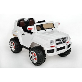 Электромобиль Mers GL E555KX белый