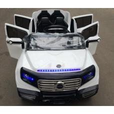 Электромобиль Mers Лимузин A555AA белый с дистанционным управлением