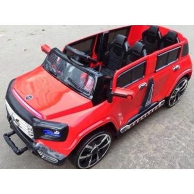 Электромобиль Mers Лимузин A555AA красный с дистанционным управлением