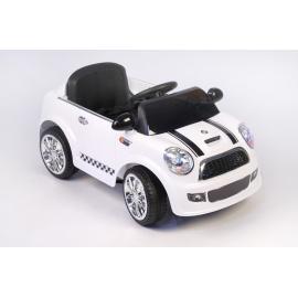 Электромобиль Mini Cooper T003TT белый