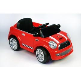 Электромобиль Mini Cooper T003TT красный